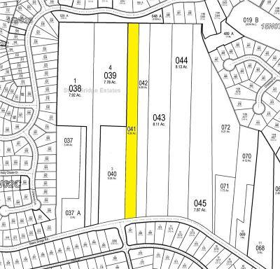 Canton Residential Lots & Land For Sale: 482 Steels Bridge Road