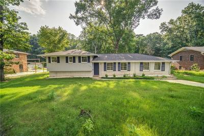 College Park Single Family Home For Sale: 4605 Kent Road