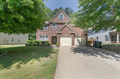 Powder Springs Single Family Home For Sale: 2730 Adams Landing Way