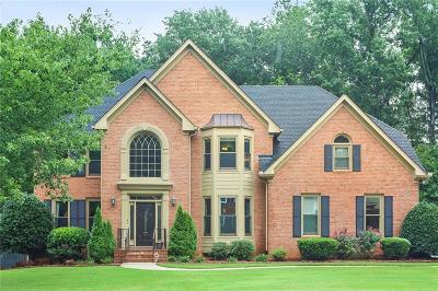 Peachtree Corners Single Family Home For Sale: 4405 Missendell Lane
