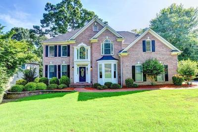 Forsyth County, Gwinnett County Single Family Home For Sale: 3965 Montglenn Trace
