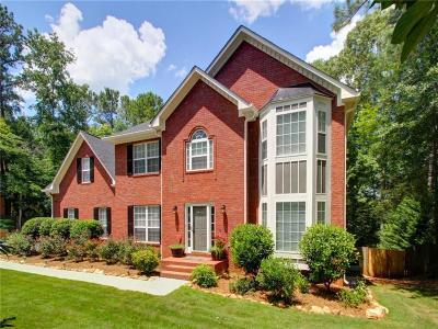 Douglasville Single Family Home For Sale: 7540 River Walk Drive