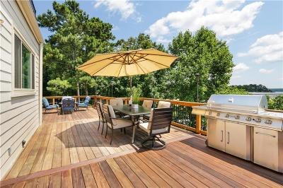 Buford Single Family Home For Sale: 6744 Holiday Point