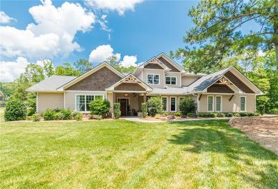 Alpharetta Single Family Home For Sale: 107 Serenity Lake Drive