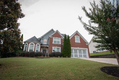 Covington Single Family Home For Sale: 7150 Crestview Drive SE