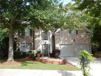 Decatur Single Family Home For Sale: 1587 Reserve Circle