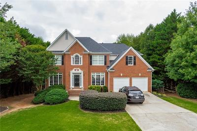 Alpharetta Single Family Home For Sale: 975 Windhaven Drive