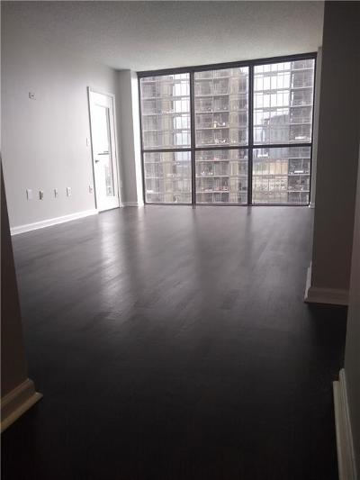 Midtown Condo/Townhouse For Sale: 1280 W Peachtree Street NW #1509