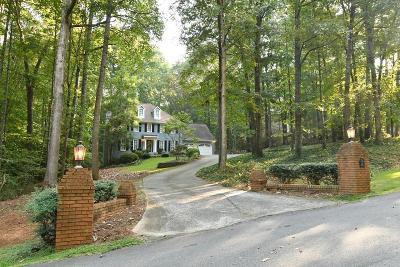 Marietta Single Family Home For Sale: 4680 Jefferson Township Lane