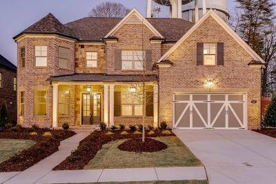 Johns Creek Single Family Home For Sale: 507 Camden Hall Drive