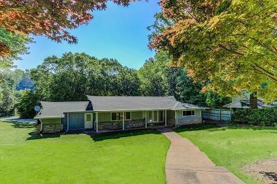 Chastain Park Single Family Home For Sale: 4523 Runnemede Road NW