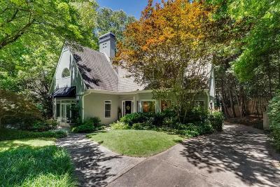 Morningside Single Family Home For Sale: 762 Courtenay Drive NE