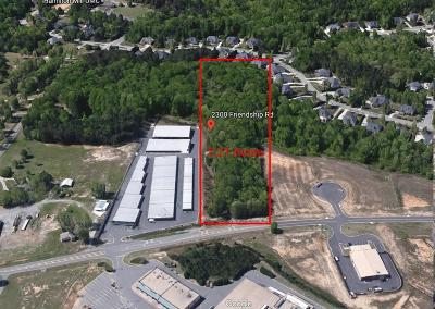 Hall County Commercial For Sale: 2300 Friendship Road