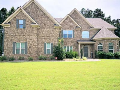 Peachtree City Single Family Home For Sale: 125 Boatwater Bend