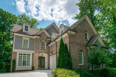 Brookhaven Single Family Home For Sale: 1185 Kendrick Road NE