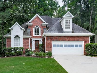 Woodstock Single Family Home For Sale: 1509 Shadow Ridge Circle