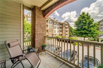 Smyrna Condo/Townhouse For Sale: 4805 West Village Way SE #1210