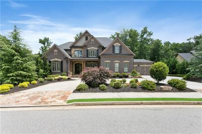 Cumming Single Family Home For Sale: 2380 Manor Creek Court