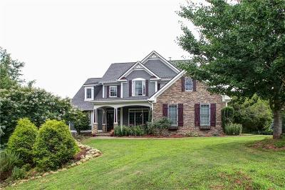 Cherokee County Single Family Home For Sale: 108 Stonewood Trail