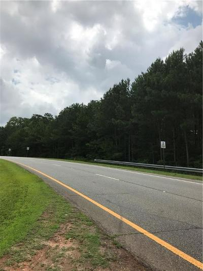 Canton Residential Lots & Land For Sale: 01 Reinhardt College Pkwy