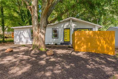 Atlanta Single Family Home For Sale: 1816 Evans Drive SW