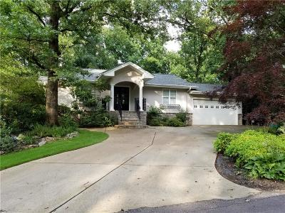 Flowery Branch Single Family Home For Sale: 6124 N Point Drive