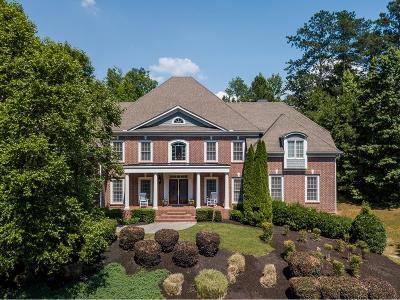Alpharetta Single Family Home For Sale: 12985 Harrington Drive