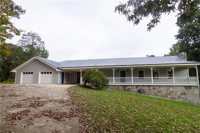 Douglasville, Winston, Dallas, Hiram, Villa Rica, Temple, Bremen, Waco, Whitesburg, Lithia Springs Single Family Home For Sale: 40 Doe Drive