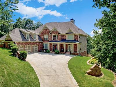 Canton Single Family Home For Sale: 804 Waterford Estates Manor