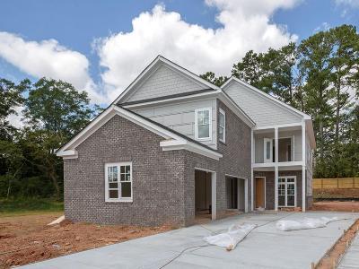 Marietta Single Family Home For Sale: 912 Edmond Oaks Drive