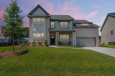 Buford Single Family Home For Sale: 3485 Crayton Glen Way