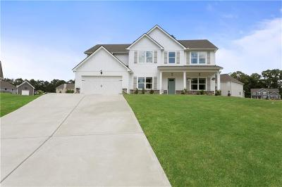 Bremen Single Family Home For Sale: 610 Zachary Drive