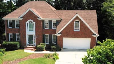 Alpharetta Single Family Home For Sale: 5360 Ashwind Trace