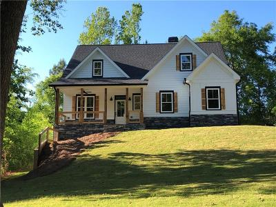 Gainesville Single Family Home For Sale: 8871 Bethel Road