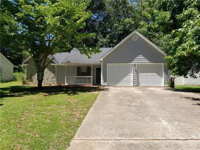 Clayton County Rental For Rent: 10391 Briarbay Loop