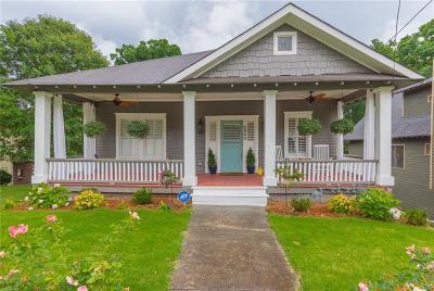 College Park Single Family Home For Sale: 2000 Cambridge Avenue