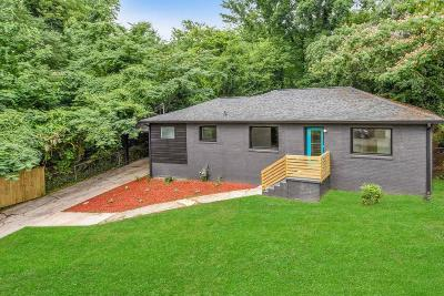 Single Family Home For Sale: 1595 Alder Lane SW
