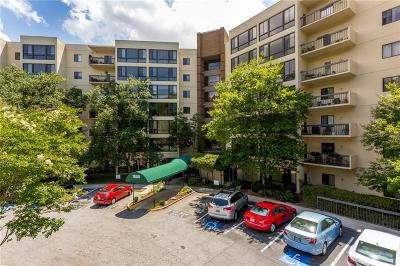 Dekalb County Condo/Townhouse For Sale: 1800 Clairmont Lake #A226