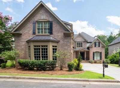 Cobb County Single Family Home For Sale: 3660 Post Oak Tritt Road