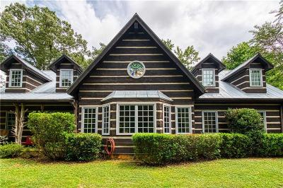 Alpharetta Single Family Home For Sale: 1200 Rucker Road
