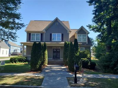 Grayson Single Family Home For Sale: 555 John Jacobs Trail