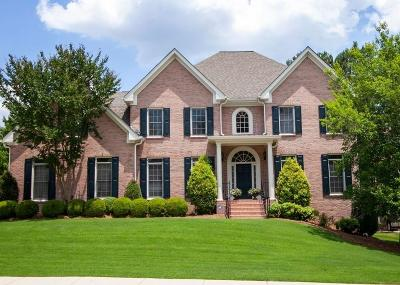 Johns Creek Single Family Home For Sale: 140 Morton Manor Court