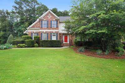 Alpharetta Single Family Home For Sale: 4005 Saint Michelle Lane