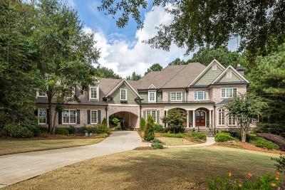 Johns Creek Single Family Home For Sale: 10620 Montclair Way