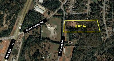 Cumming Residential Lots & Land For Sale: 6255 Bennett Road