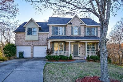Buford Single Family Home For Sale: 3778 Southland Drive