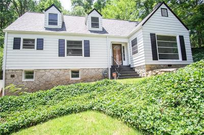 Alpharetta, Atlanta, Dunwoody, Johns Creek, Milton, Roswell, Sandy Springs Single Family Home For Sale: 1944 Lyle Avenue