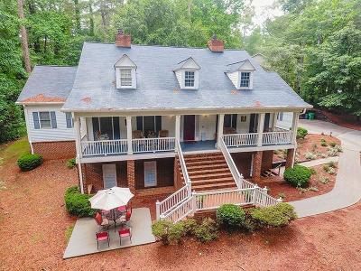 Dekalb County Single Family Home For Sale: 5797 Trotters Court