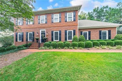 Sandy Springs GA Single Family Home For Sale: $749,000