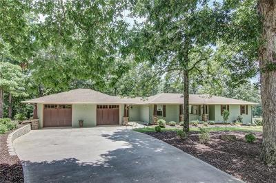 Walton County Single Family Home For Sale: 2989 Ike Stone Road NW